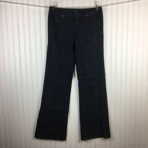Gap Hip Slung Fit Dark Washed Trouser Jeans